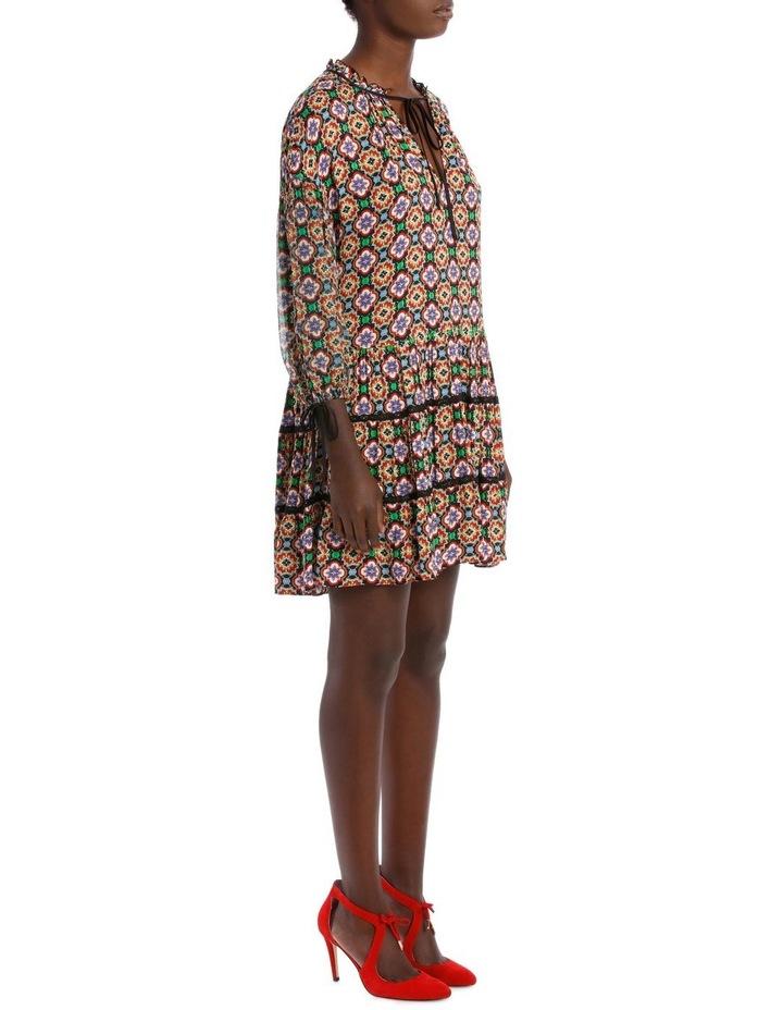 Arnette Tiered Tunic Dress image 2