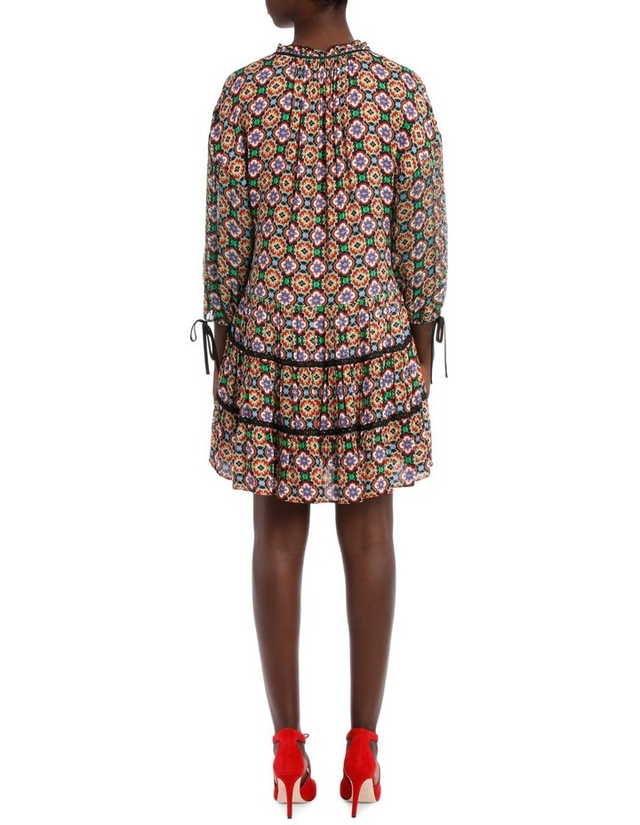 Arnette Tiered Tunic Dress image 3