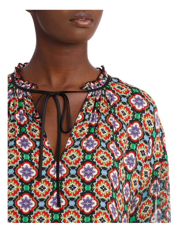 Arnette Tiered Tunic Dress image 4