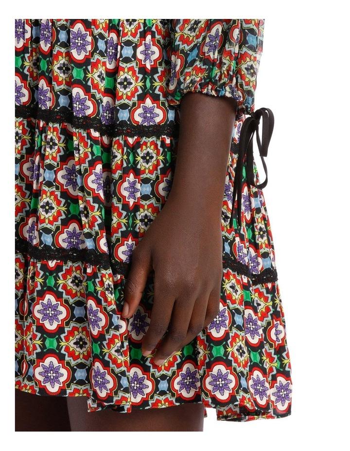 Arnette Tiered Tunic Dress image 5