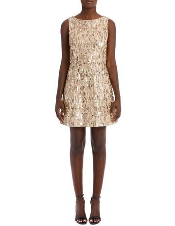 20b9d28e69061 Alice OliviaLindsey Embellished Stretched Pouf Dress. Alice Olivia Lindsey  Embellished Stretched Pouf Dress