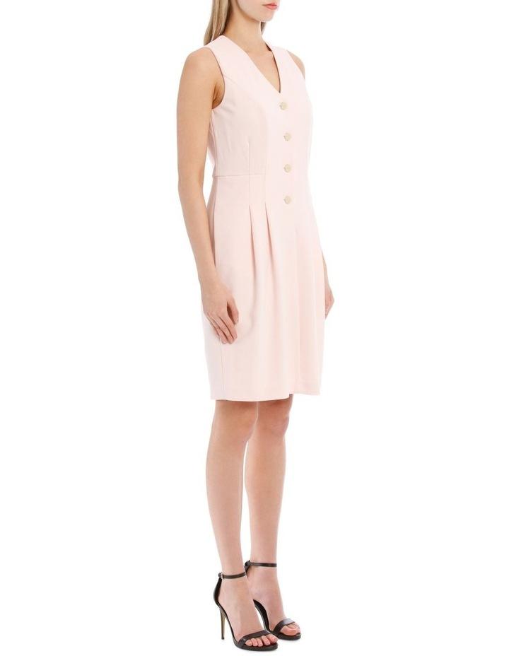Sleeveless Pale Pink Dress image 2