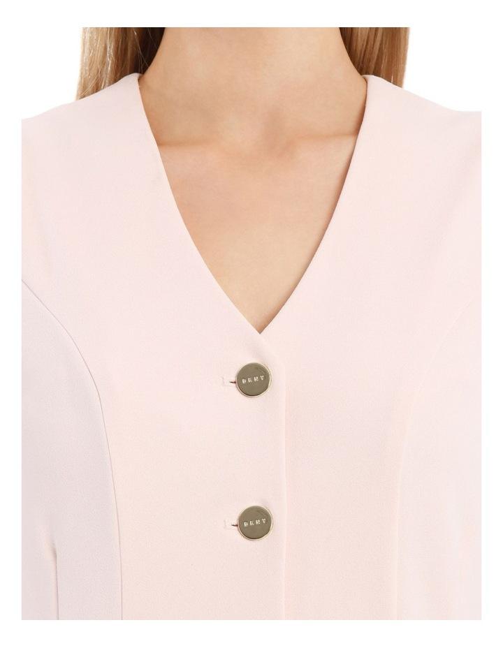 Sleeveless Pale Pink Dress image 4
