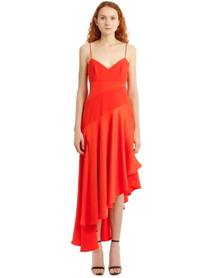 Poppy Blocked Slip Dress image 1
