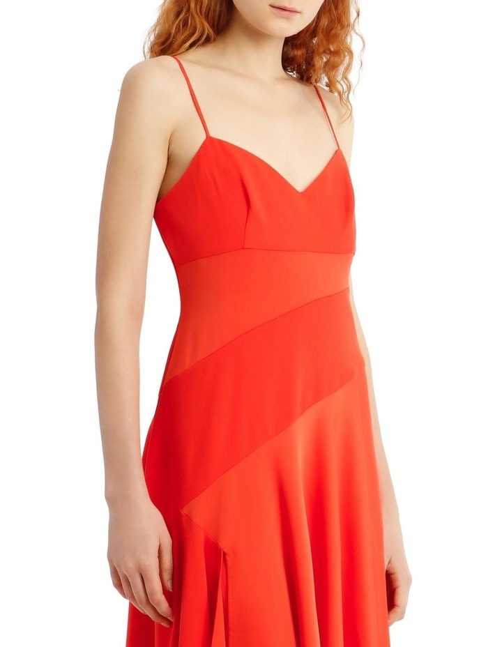 Poppy Blocked Slip Dress image 4