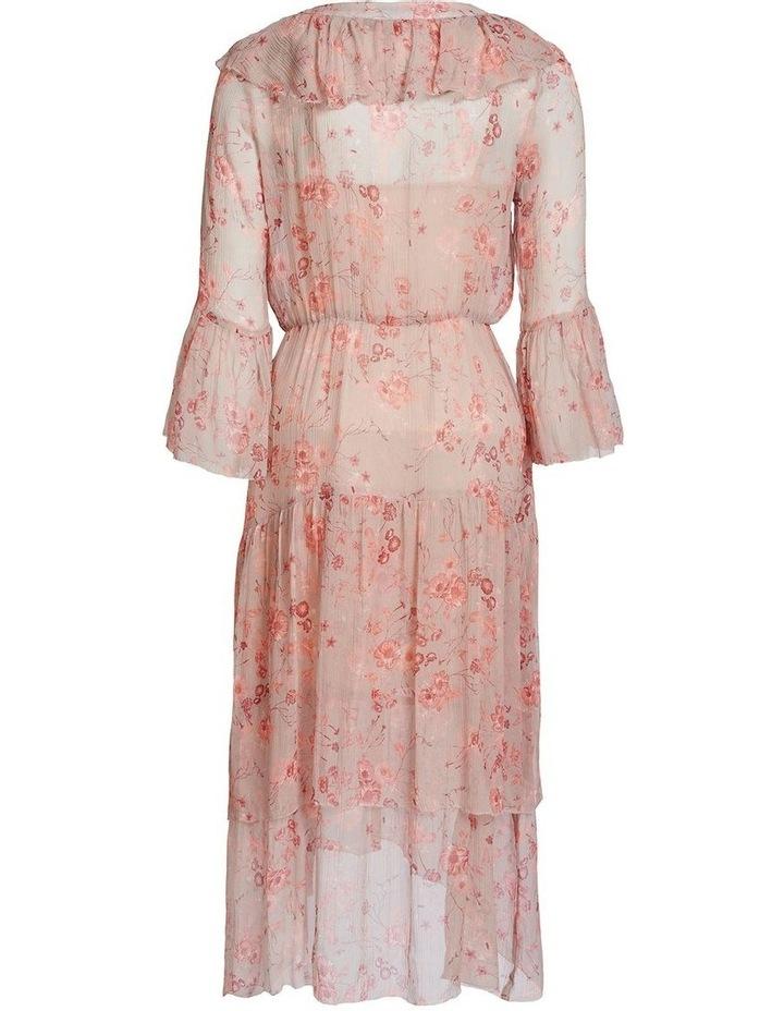 Lorelai Flounce Midi Dress image 5