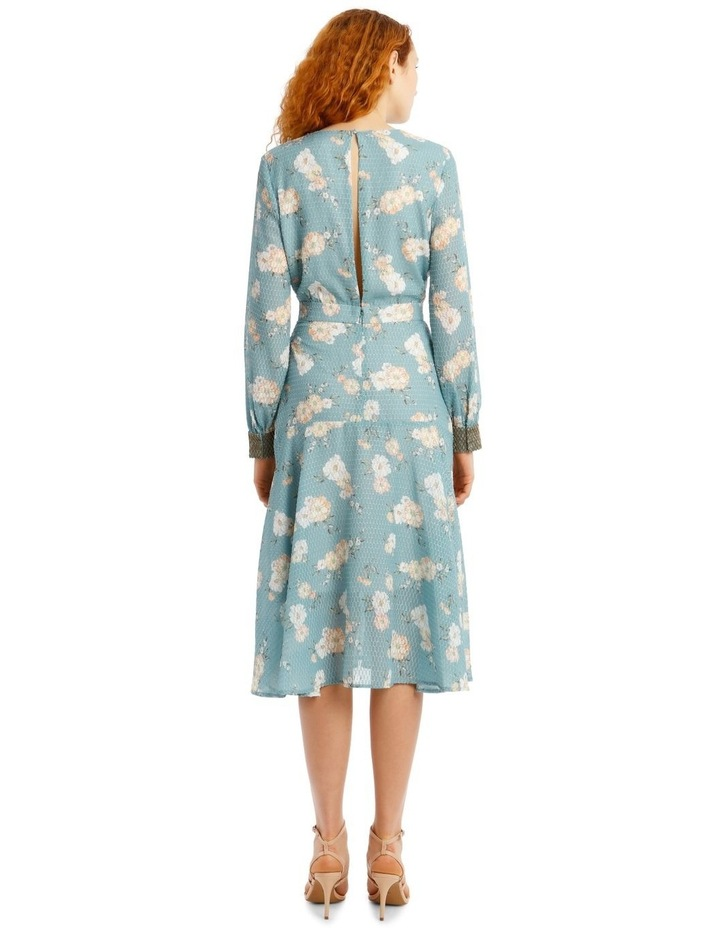 Teal Posey Dress image 3