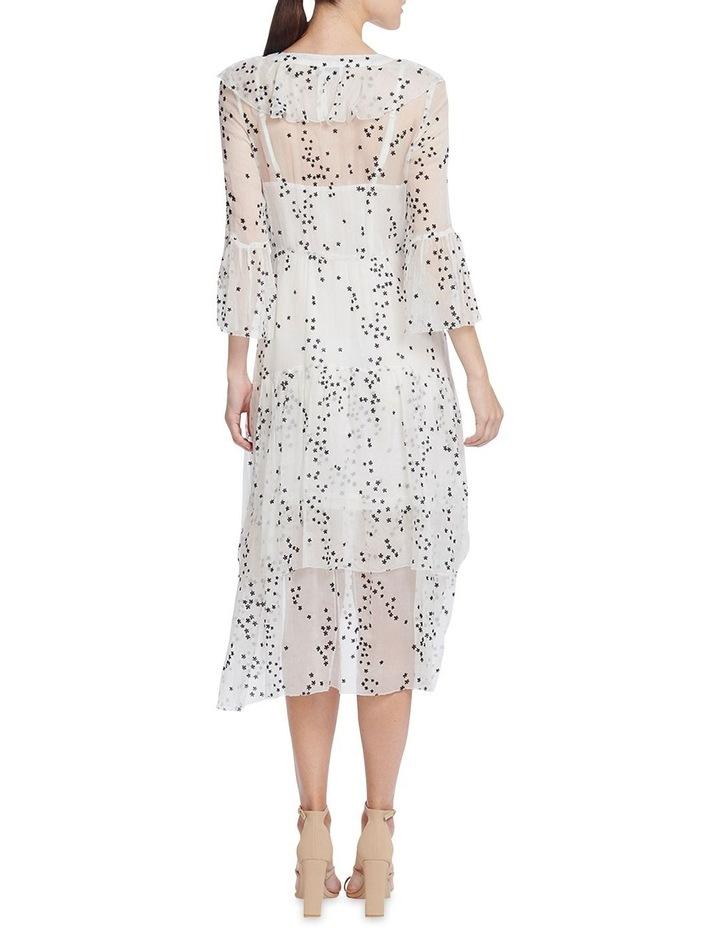 Elle Flounce Midi Dress image 2