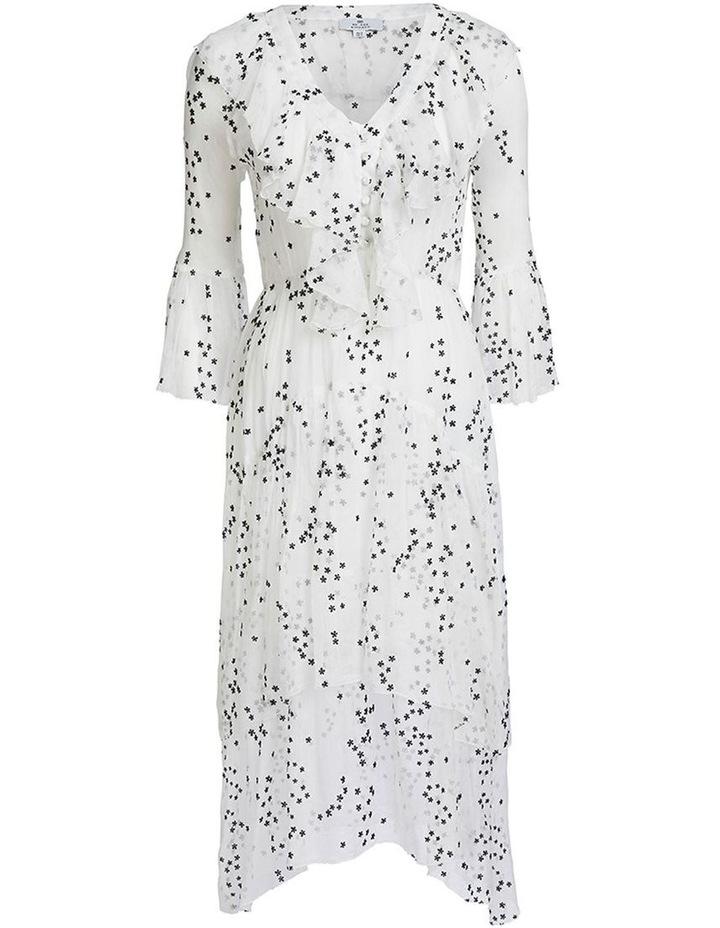 Elle Flounce Midi Dress image 4