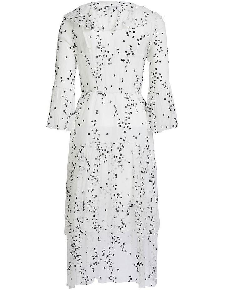 Elle Flounce Midi Dress image 5