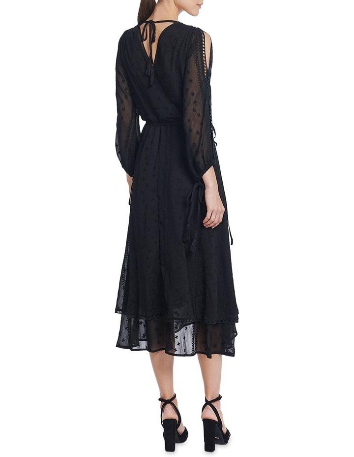 Coco Split Sleeve Midi Dress image 2