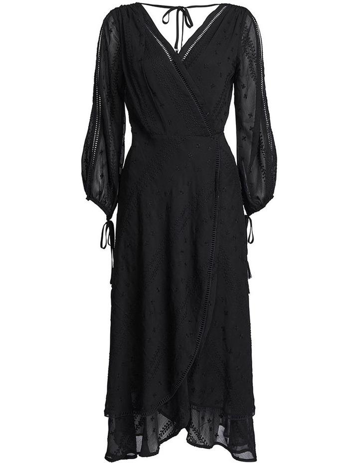 Coco Split Sleeve Midi Dress image 3