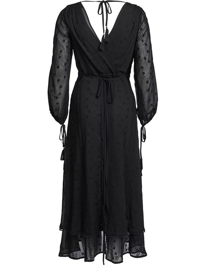 Coco Split Sleeve Midi Dress image 4