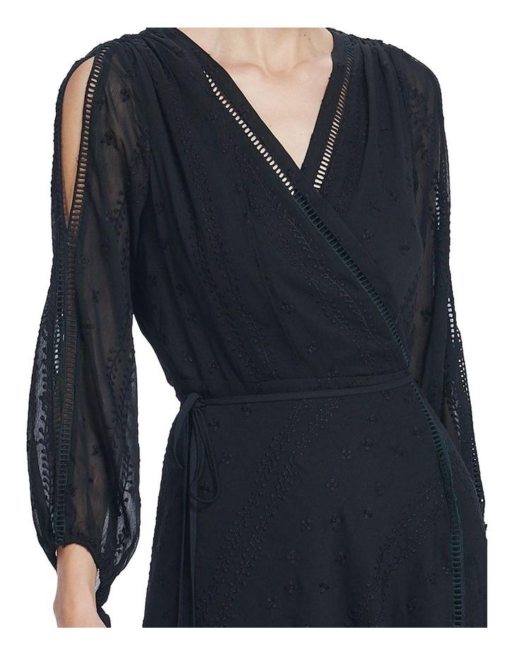Coco Split Sleeve Midi Dress image 5