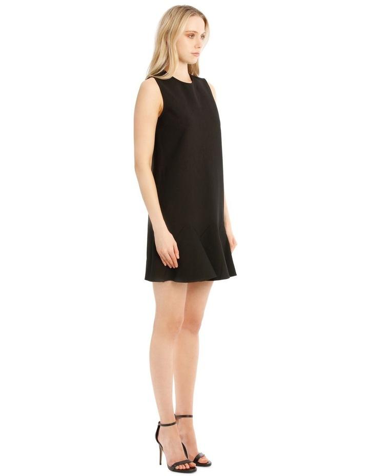Flounce Hem Dress image 2