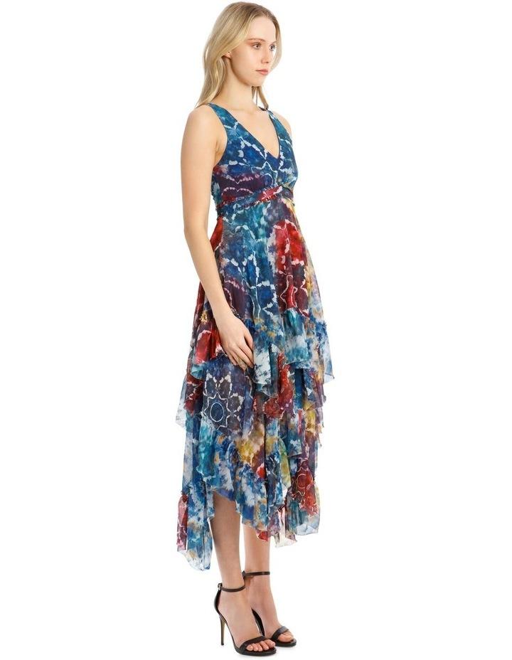 Tie-Dye Kaleidoscope Dress image 2