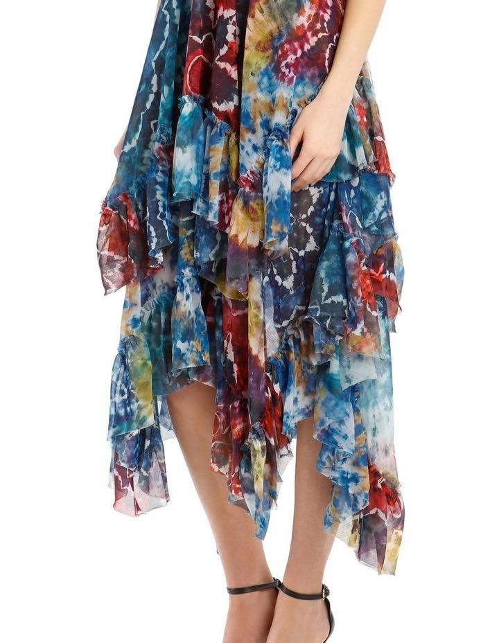 Tie-Dye Kaleidoscope Dress image 4