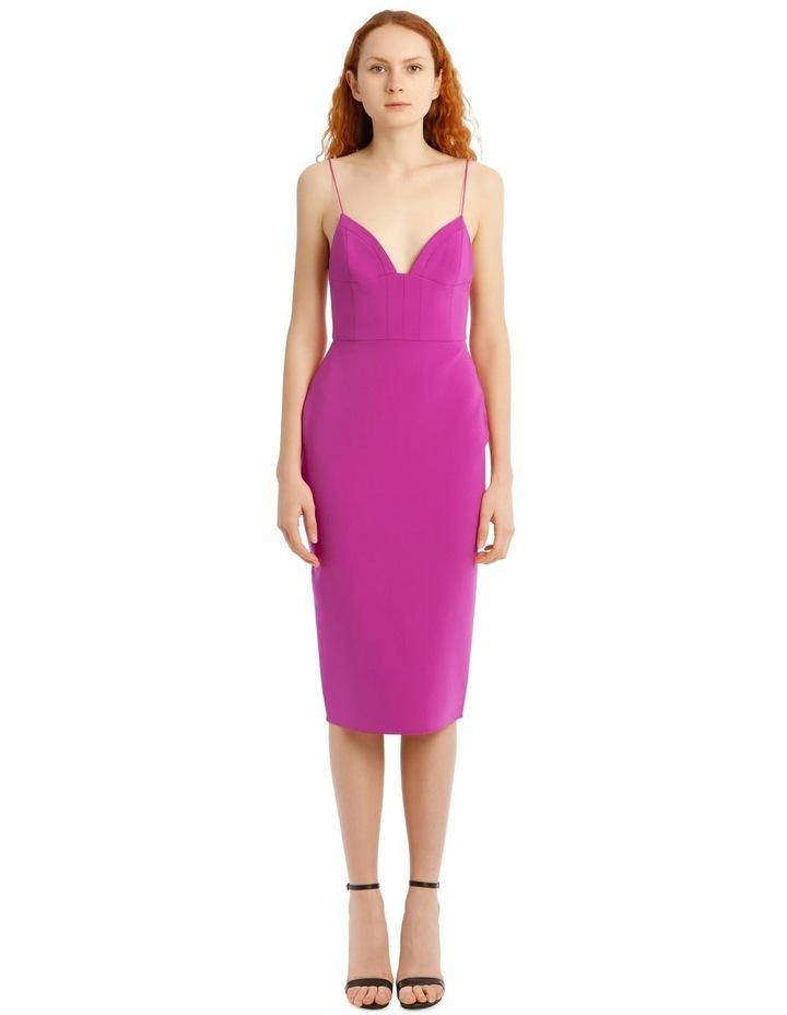 Mercer Midi Dress by Alex Perry