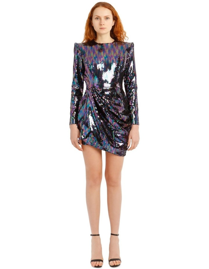 Iris Sequin Mini Dress image 1