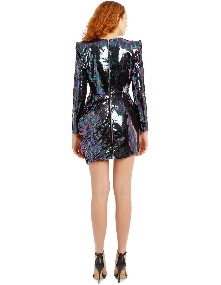 Iris Sequin Mini Dress image 3