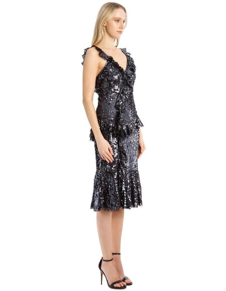 Scarlett Sequin Midi Dress image 2