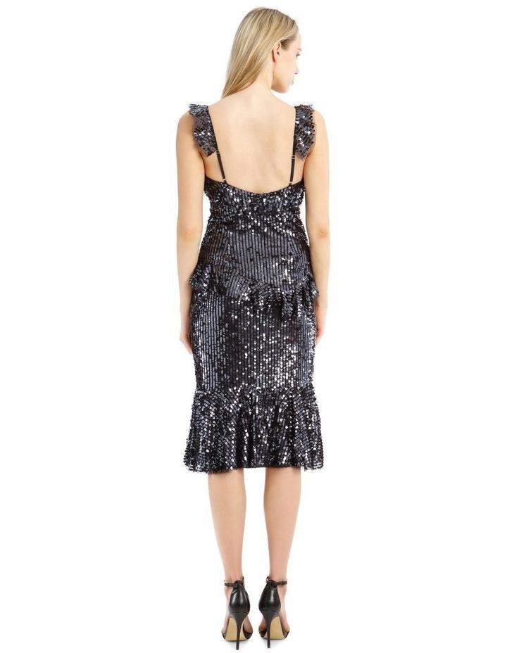 Scarlett Sequin Midi Dress image 3