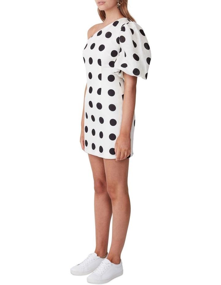 One Spot Mini Dress image 2