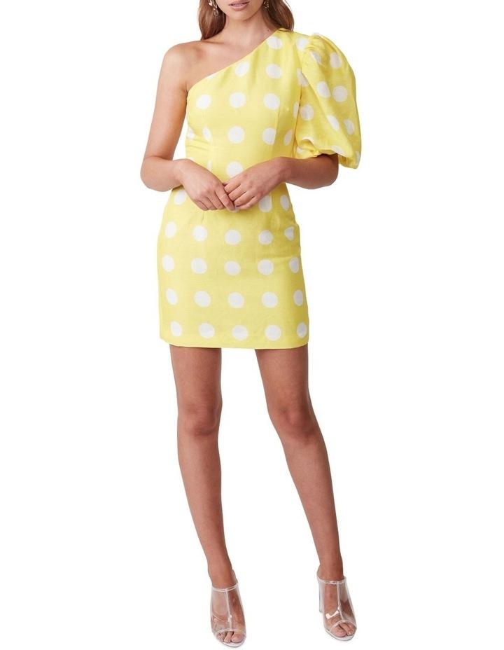 One Spot Mini Dress image 1