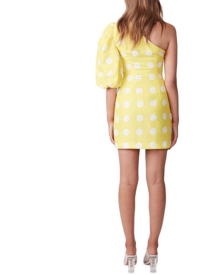 One Spot Mini Dress image 3