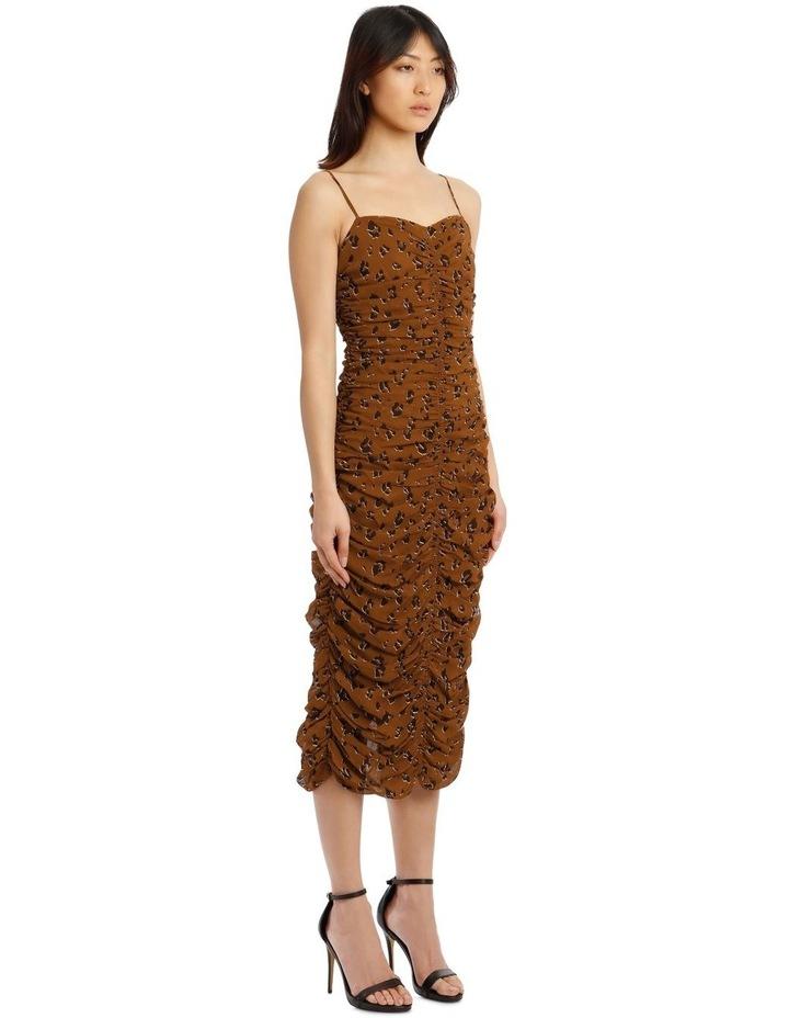 Gathered Slip Dress image 2
