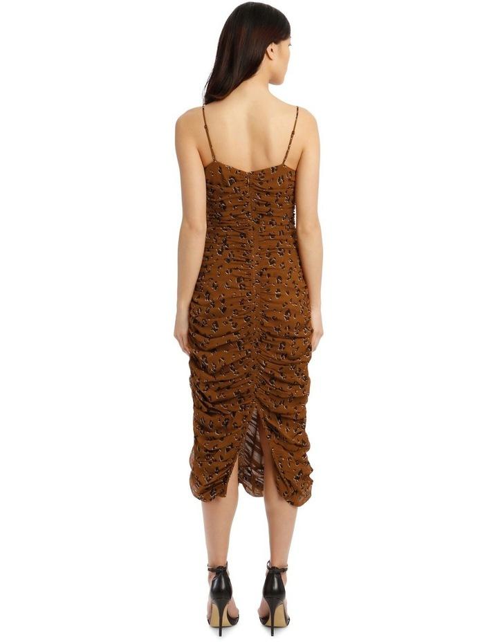 Gathered Slip Dress image 3