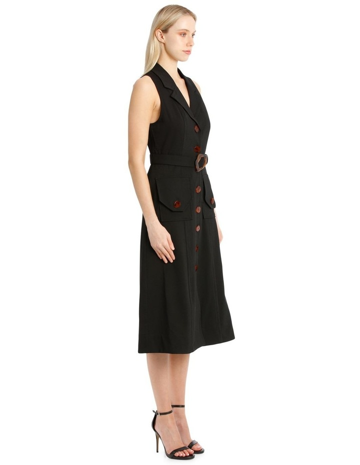 Button Up Midi Dress image 2