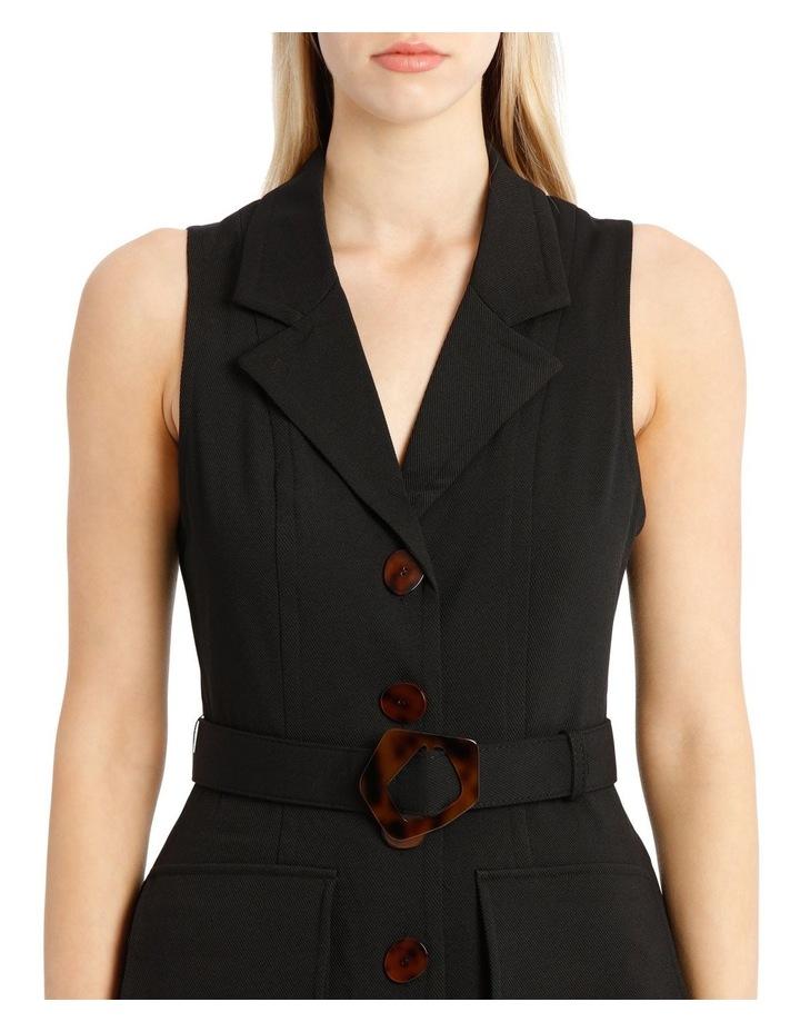 Button Up Midi Dress image 4