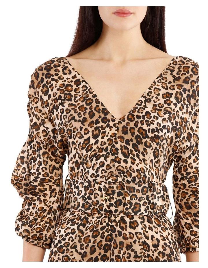 Gathered Sleeve Dress image 4
