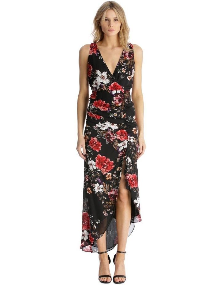 Drape Front Dress image 1