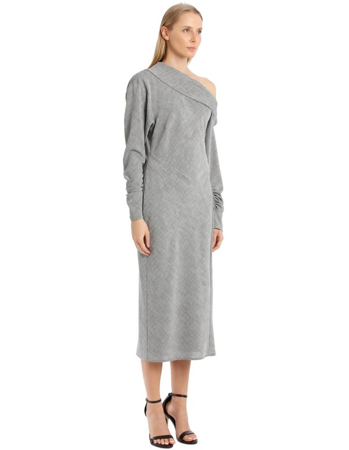 Cortez Midi Dress - Grey image 2
