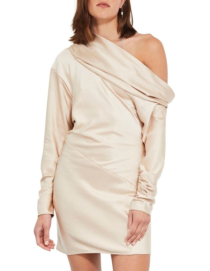 Sukie Cowl Mini Dress image 1
