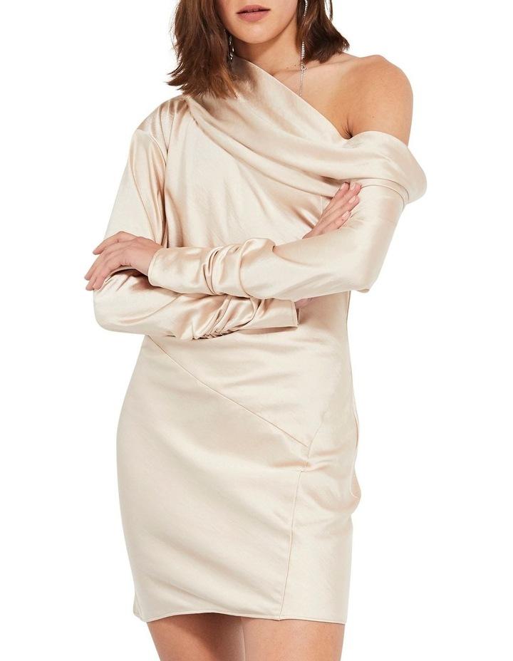 Sukie Cowl Mini Dress image 4