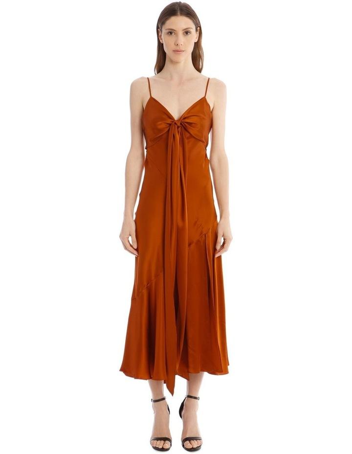Sabine Dress in Copper image 1