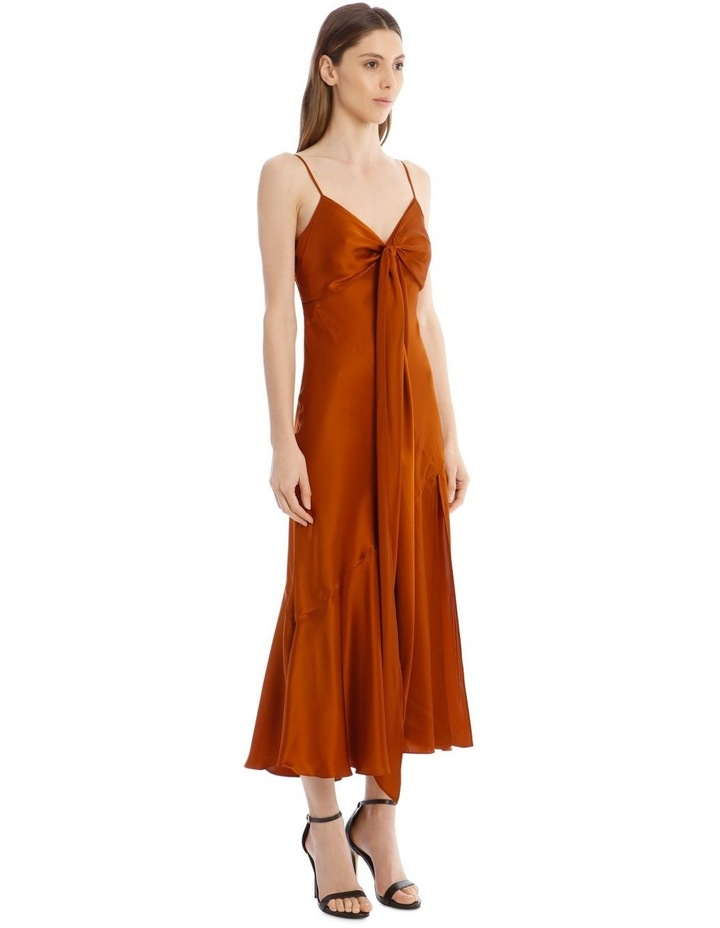Sabine Dress in Copper image 2