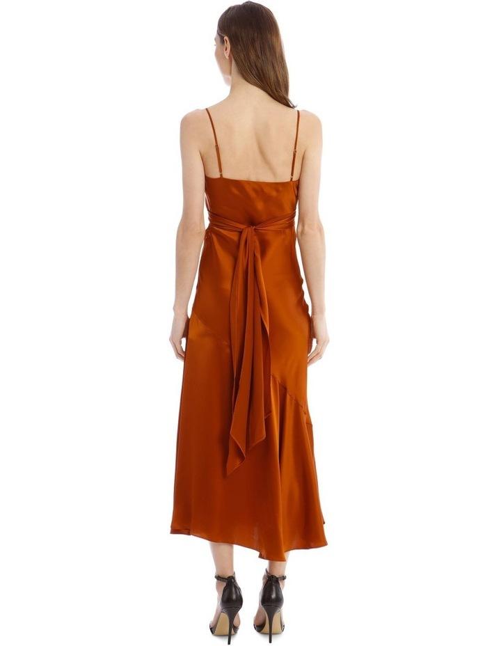 Sabine Dress in Copper image 3