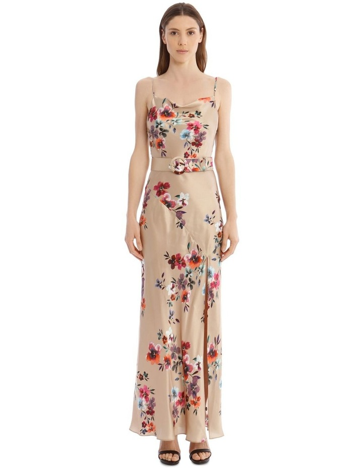 Simone Dress in Floral image 1