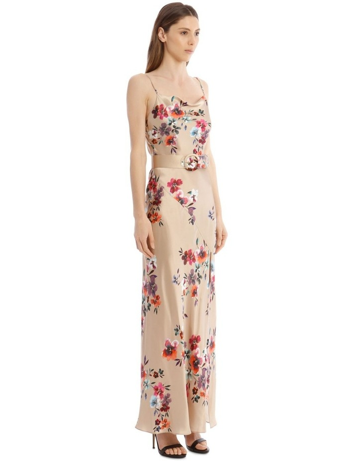 Simone Dress in Floral image 2