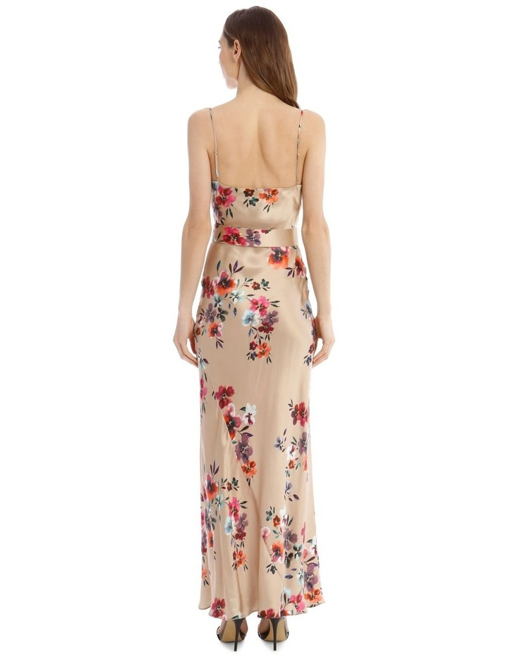 Simone Dress in Floral image 3