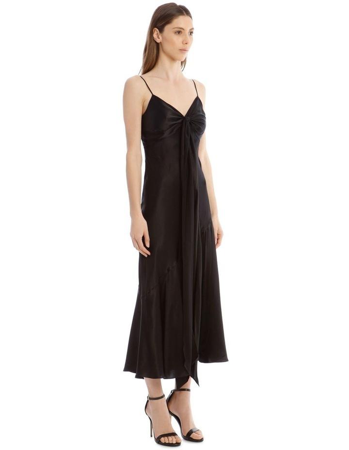 Sabine Dress in Black image 2