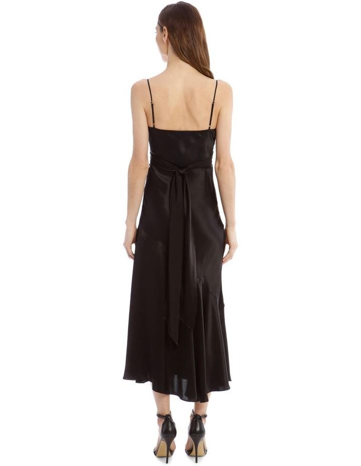 Sabine Dress in Black image 3