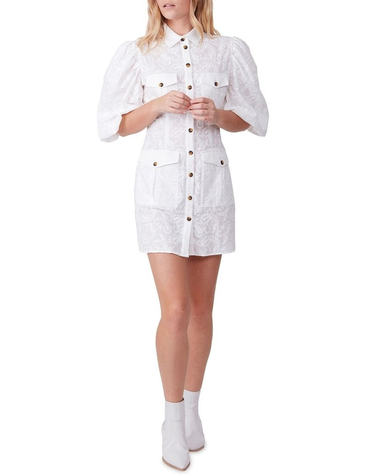 Utility Cotton Pocket Dress image 1