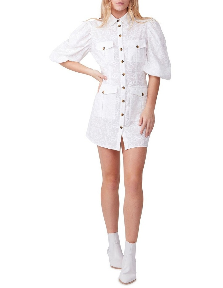 Utility Cotton Pocket Dress image 2