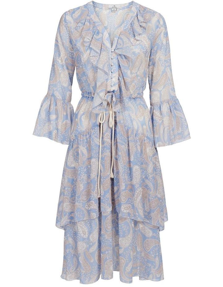 Amalfi Midi Dress image 4