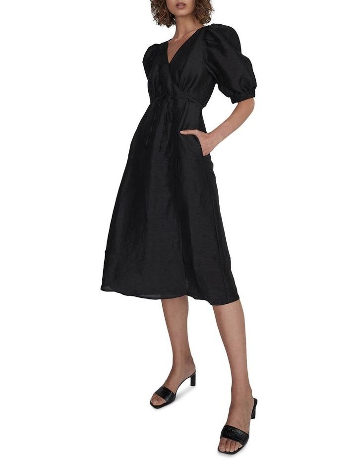 Carlotta Dress Black image 2